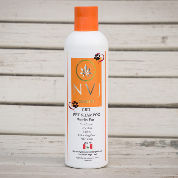 CBD Pet Shampoo
