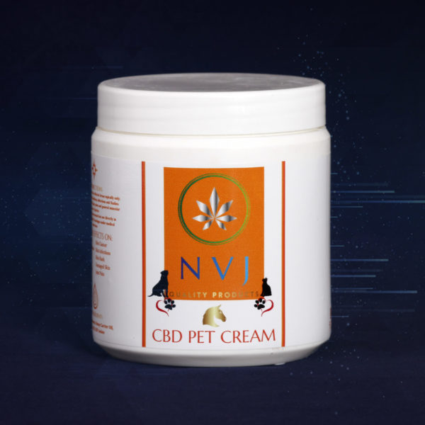 CBD Pet Cream