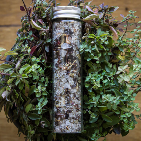 Berries & Rosehip | Herbal Bath Soak