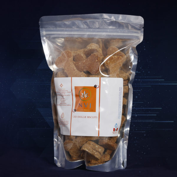 CBD Dog Biscuits