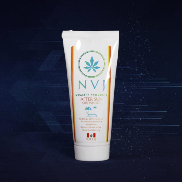 cbd after sun gel
