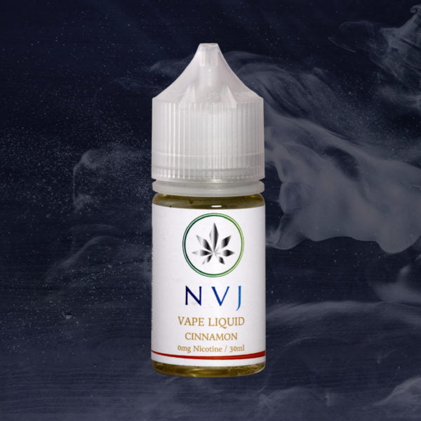 Vape Liquid CBD cinnamon 30ml