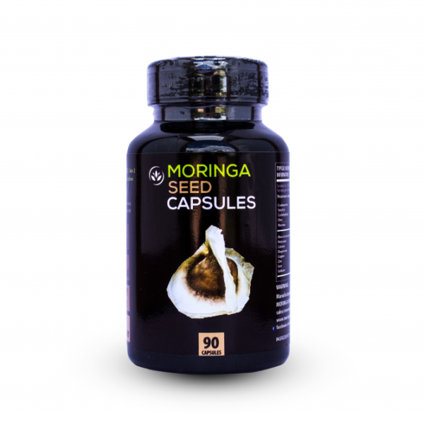moringa seed powder capsules moringa world