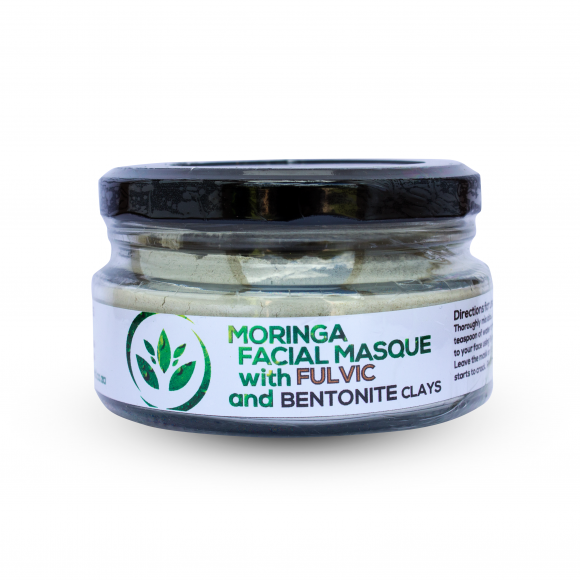 moringa face mask powder alchemiss